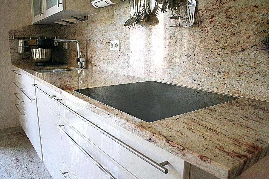 Marmor Küche | Steinmetzwerkstatt Seiler Kuchen